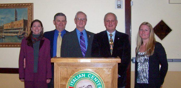 Triebwasser - Magistrates Meet in Poughkeepsie