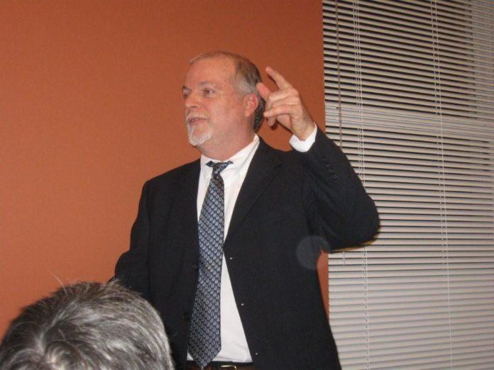Mayor Ed Blundell