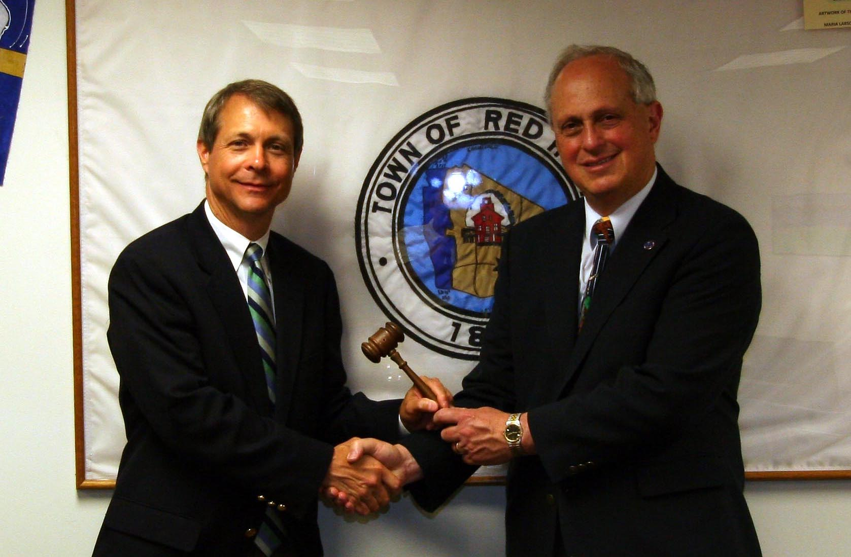 Judge Jeffrey Martin and Judge Jonah Triebwasser