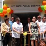 Red Hook Children's Library Opening
