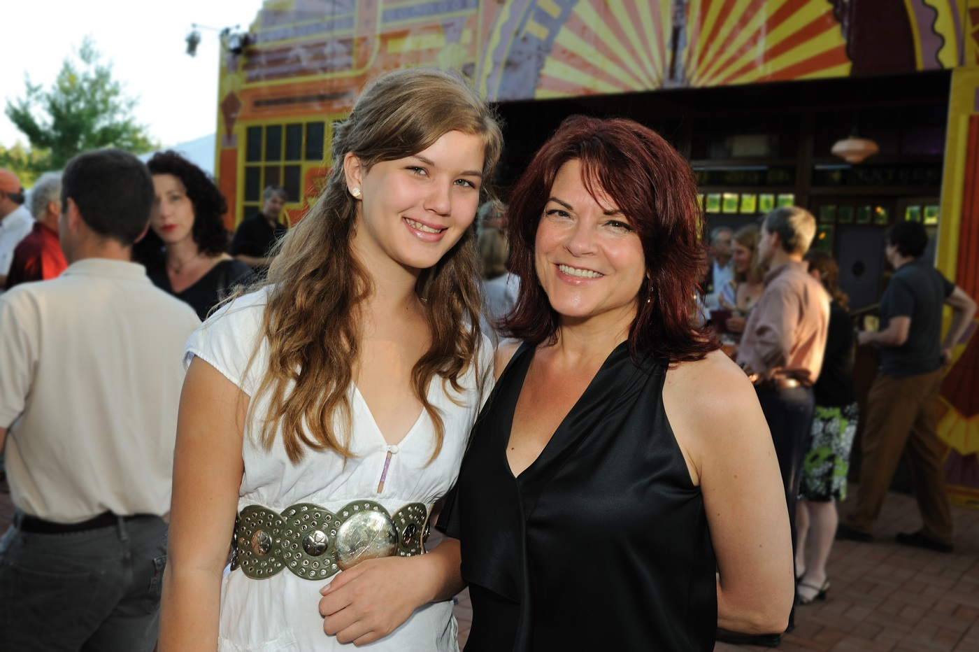 Lorelei Smith and Rosanne Cash