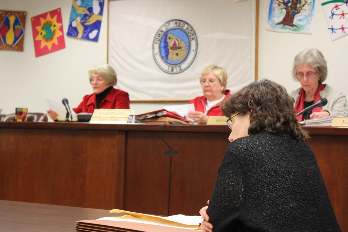 Attorney Chale, Sue Crane and Sue McCann