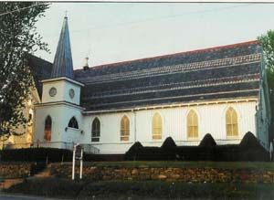 St. John's Reformed Church in Upper Red Hook