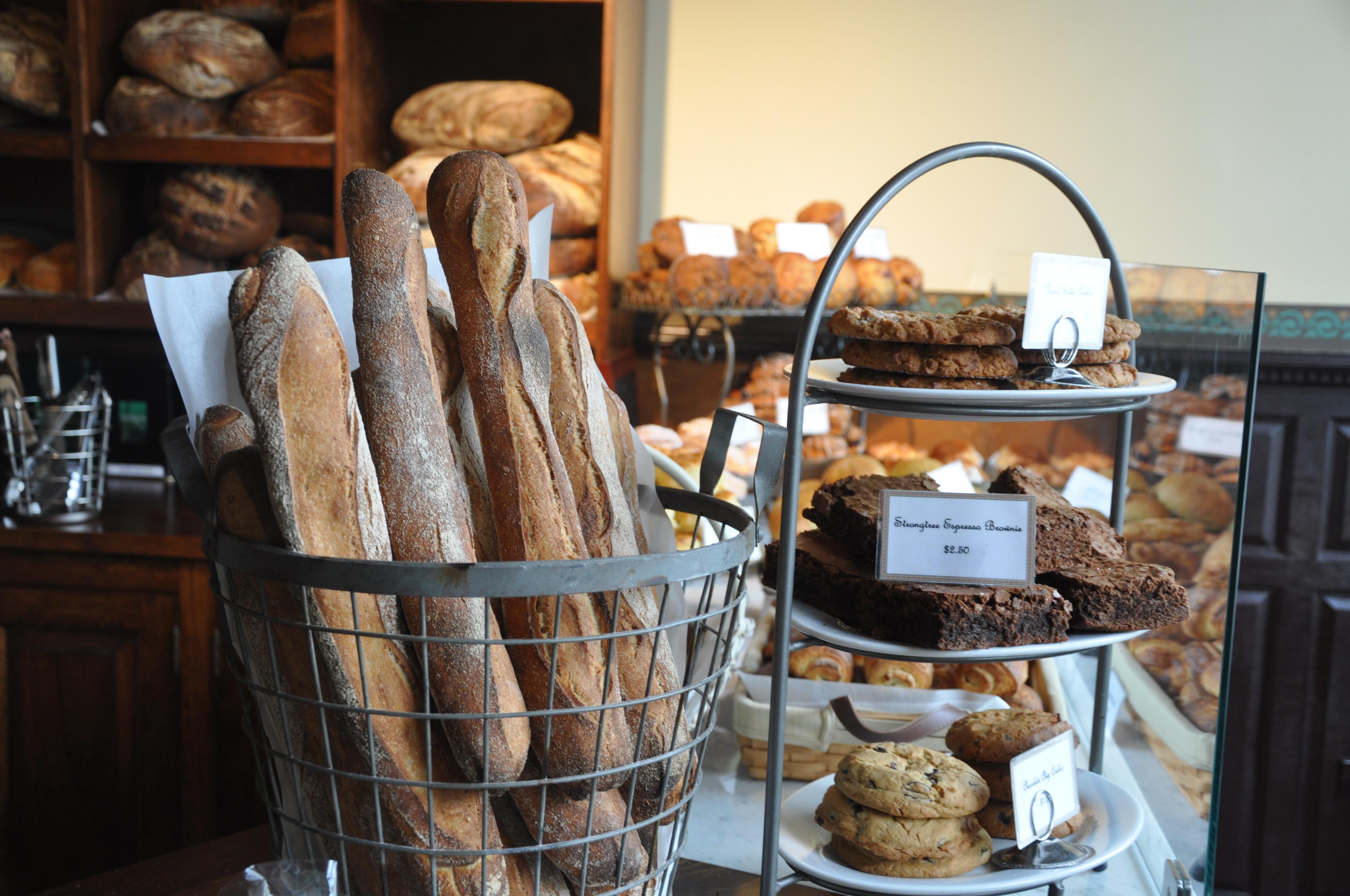 Cafe Le Perche Bakery