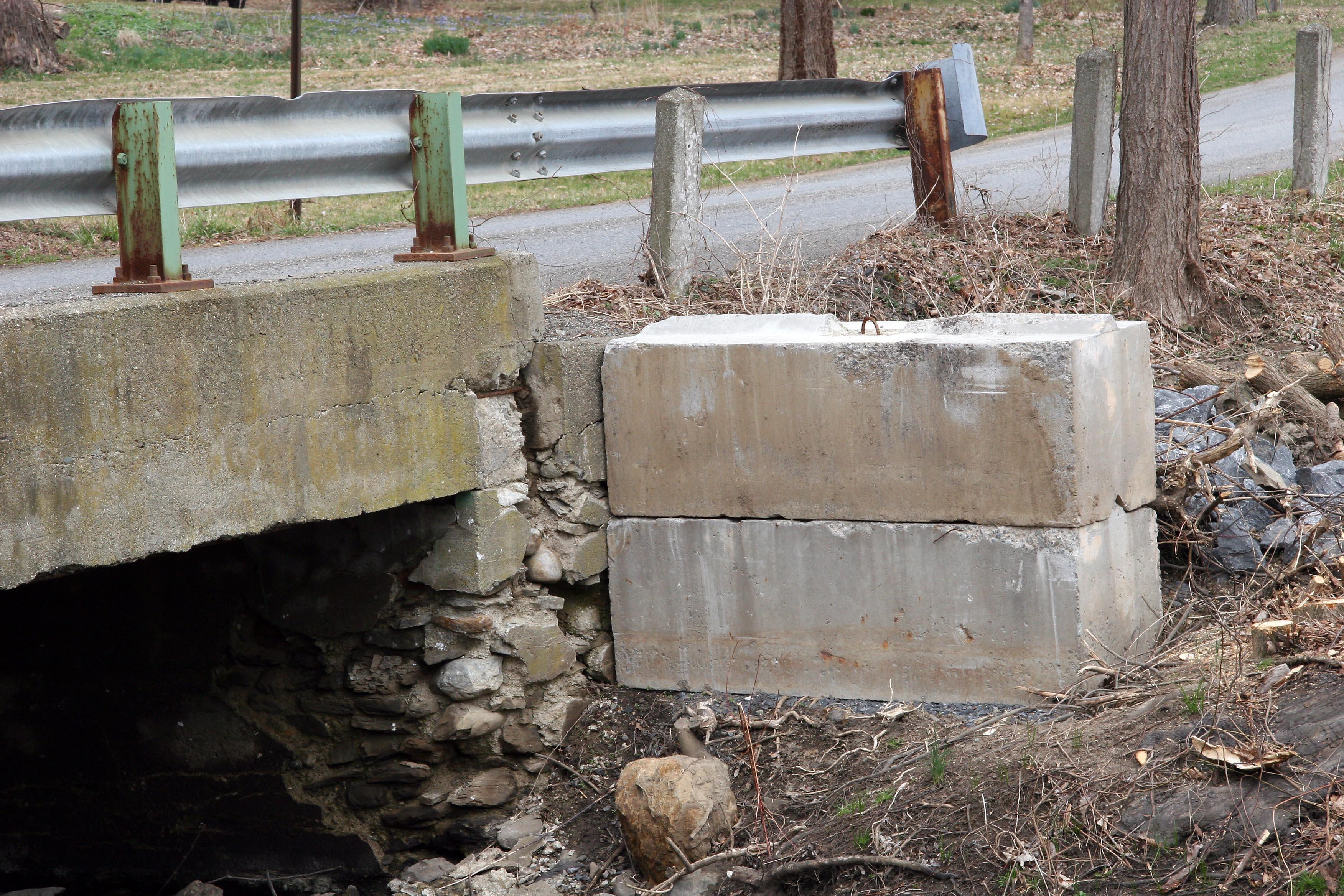 Scism Rd Bridge