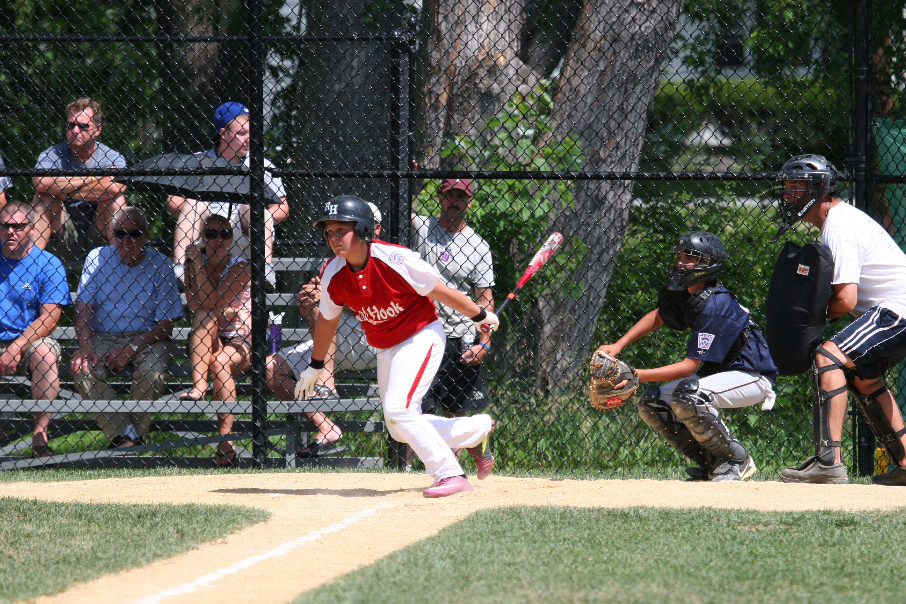 Eric Johnson, Red Hook Little League