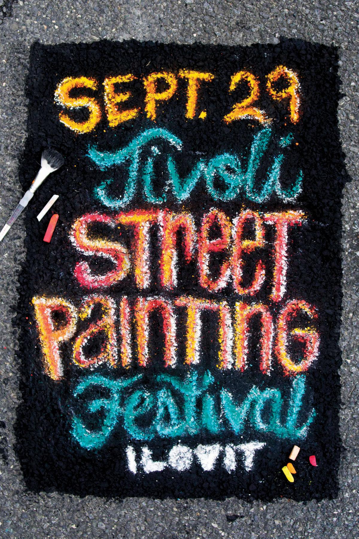 Tivoli Street Painting 2012