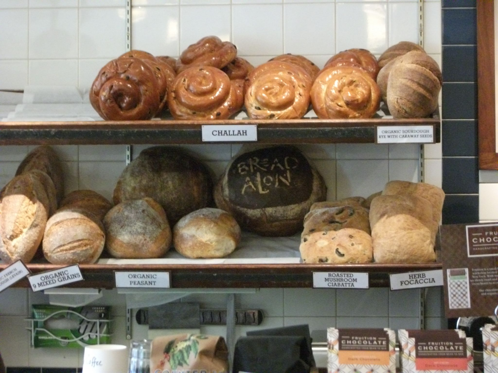 Bread Alone - Front Cafe