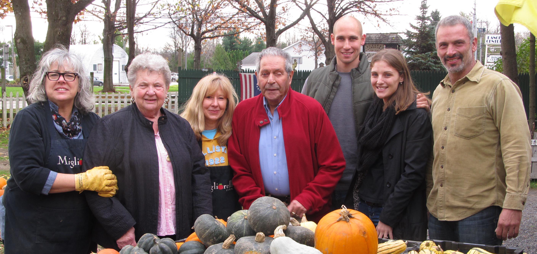 Migliorelli group photo