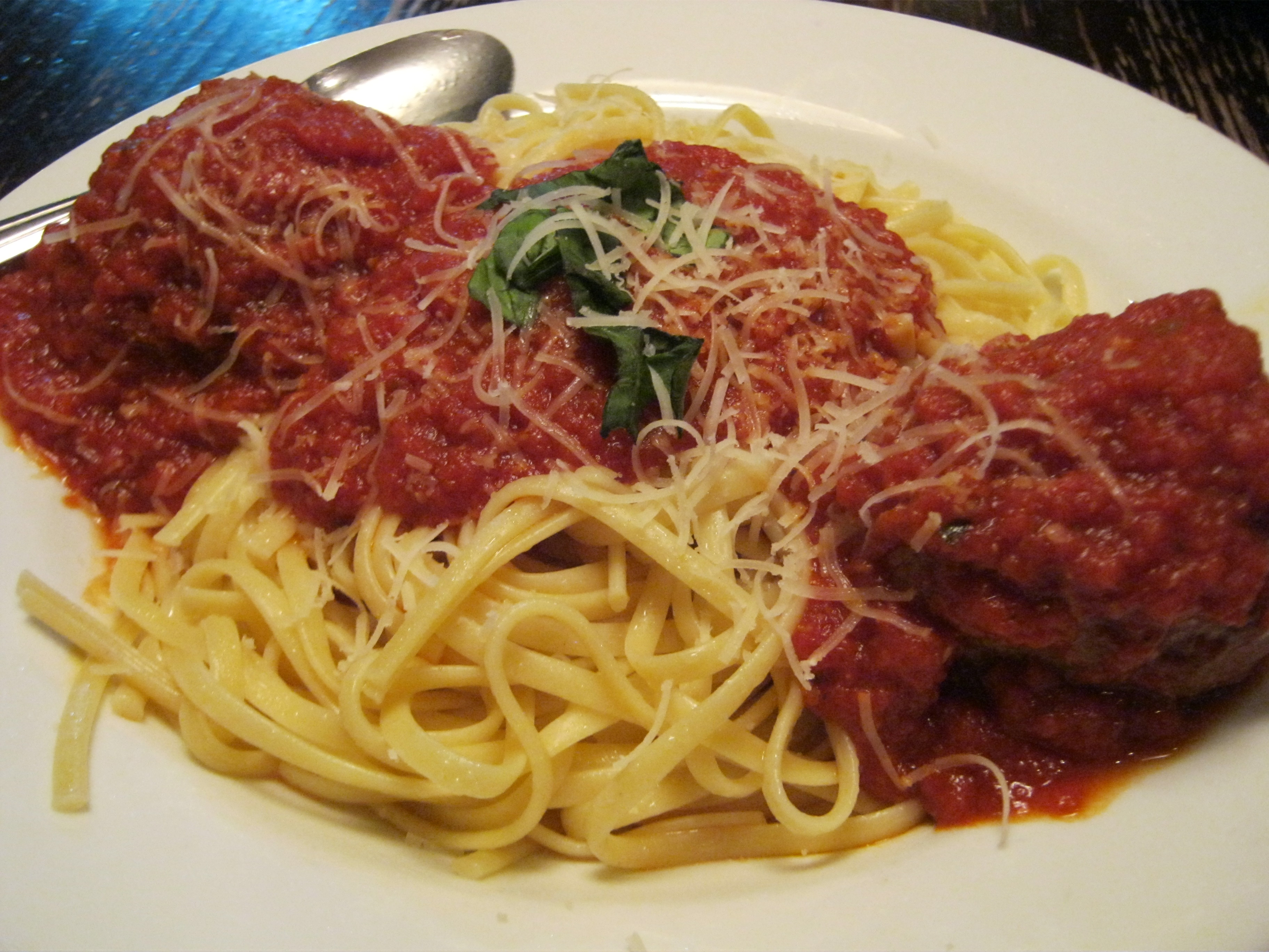 "Nona's Famous Meatballs are ""heaven-sent and the best in the Valley""."