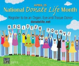 National Donate Life