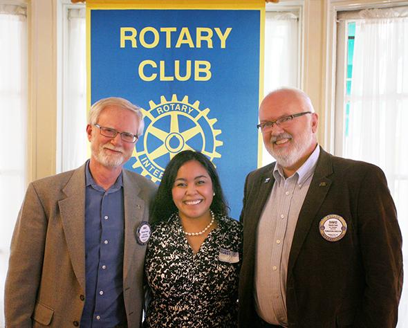 Kelsey Ives / Rhinebeck Rotary