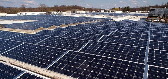 Stop & Shop Solar Array