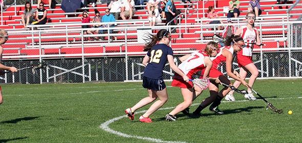 Red Hook Girls Lacrosse
