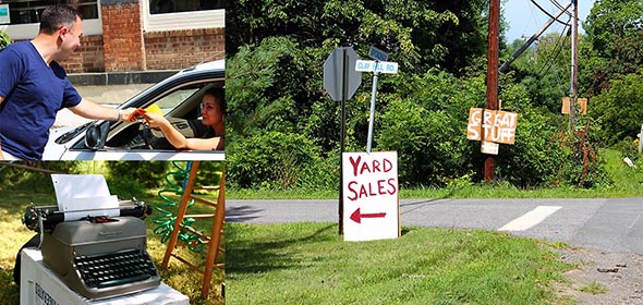 Tivoli Yard Sale