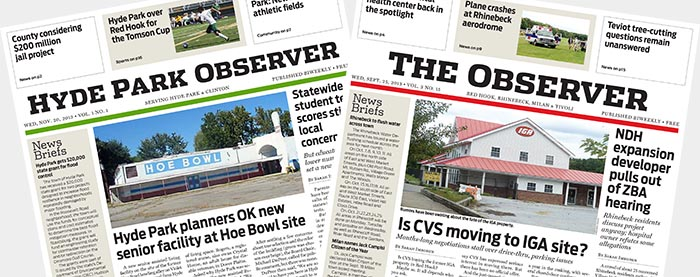 New Hyde Park paper to be launched on November 20.
