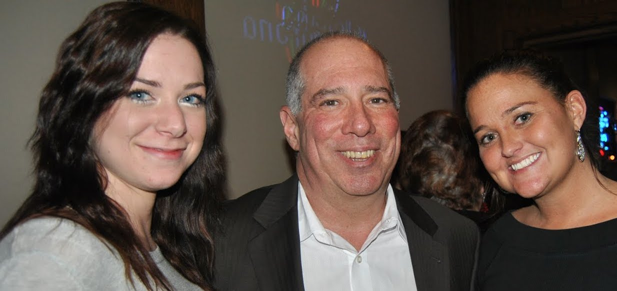 Anderson's executive director Neil Pollock with staff members McKenzie Corman (L) and Elizabeth Fontaine. Courtesy Photo