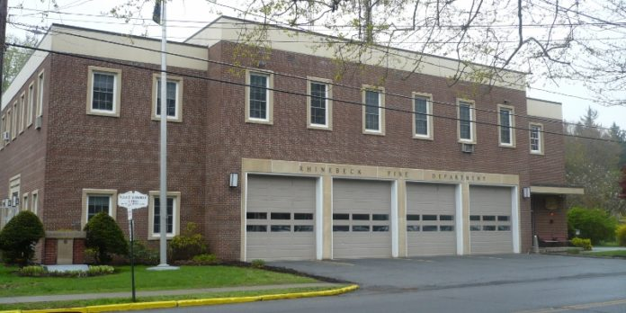 Rhinebeck Village Firehouse and Village Hall