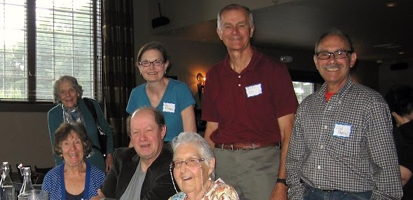 Guests and members of HV Home Matters at the monthly luncheon. Arlene Wege / The Observer