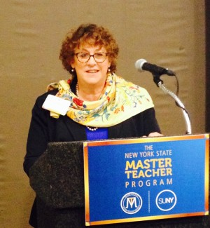 Deborah Kravchuk, Master Teacher
