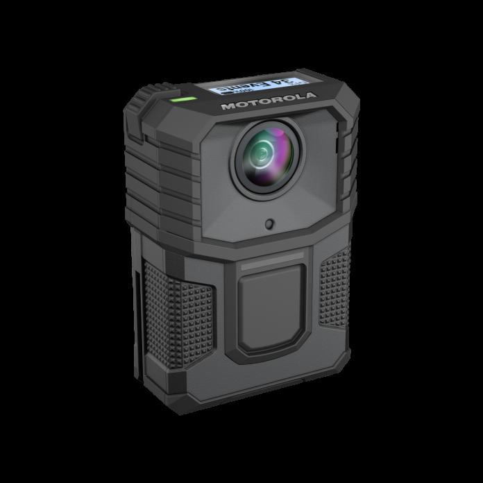 WatchGuard V300 Body Camera